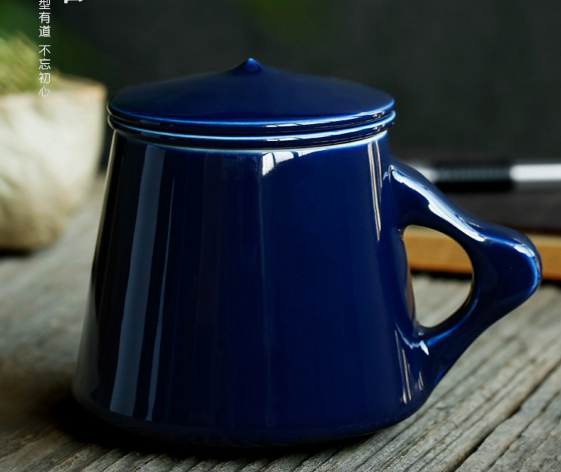 Ceramic coffee mug 380mL