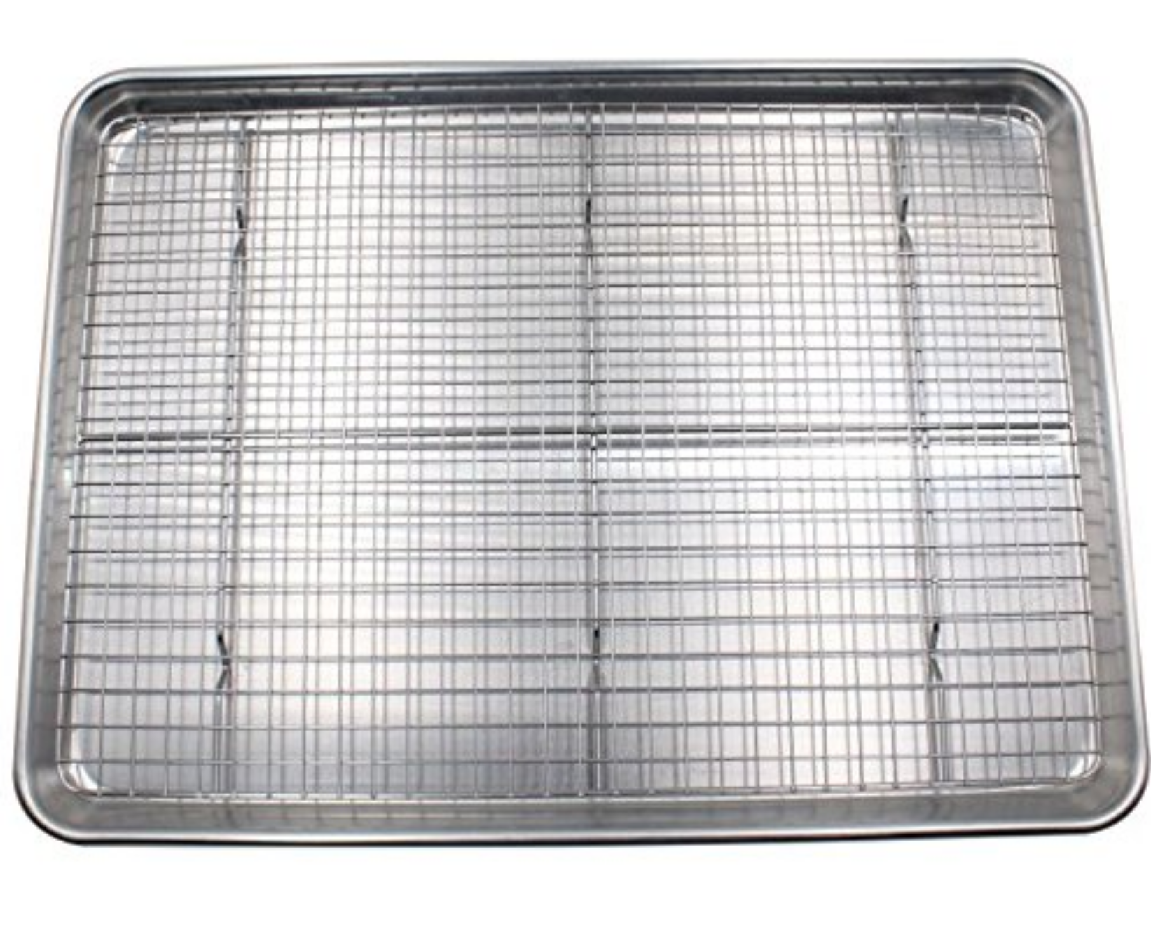 Aluminium baking sheet with Cooling Rack Chef